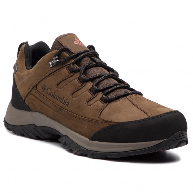 Trekker Boots COLUMBIA - Terrebonne II Outdry BM5519 Crdovan/Rustic Brown 231
