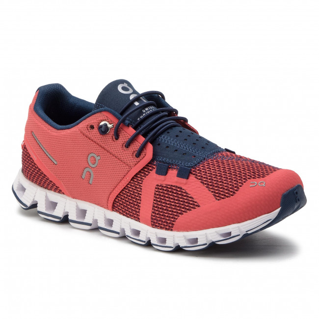Shoes On - Cloud 00019 Coral/pacific 99970 Indoor Running Sports Women's