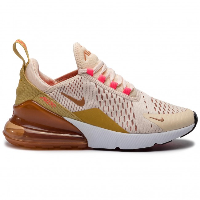 Shoes NIKE Air Max 270 AH6789 801 Guava IceTerra Blush