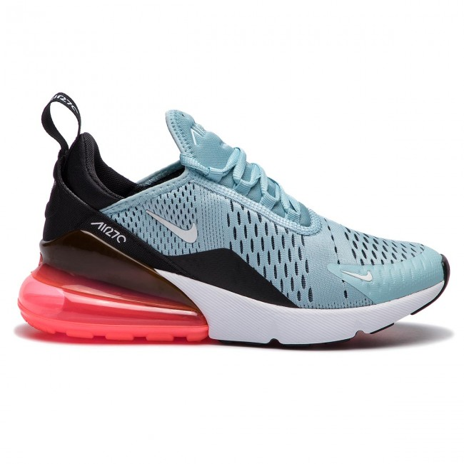 Shoes NIKE - Air Max 270 AH6789 400 Ocean Bliss/White/Black