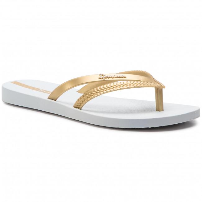 Slides IPANEMA - Bossa Fem 82067 White/Gold 21241