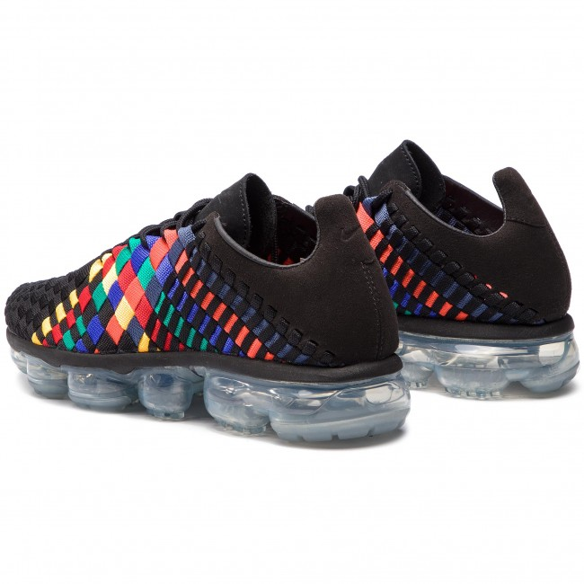 Shoes NIKE Air Vapormax Inneva AO2447 001 BlackBlack Glacier Blue
