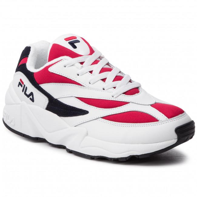 b562b3c1 Sneakers FILA - V94M Low 1010255.150 White/Fila Navy/Fila Red