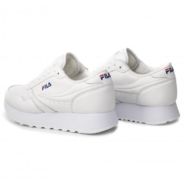 Sneakers FILA Orbit Zeppa L Wmn 1010311.1FG White