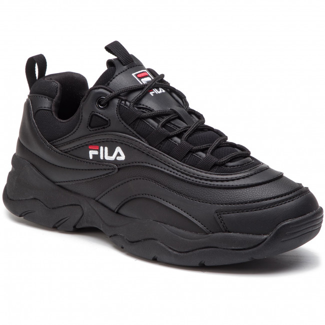 Sneakers FILA - Ray Low 1010561.12V Black/Black