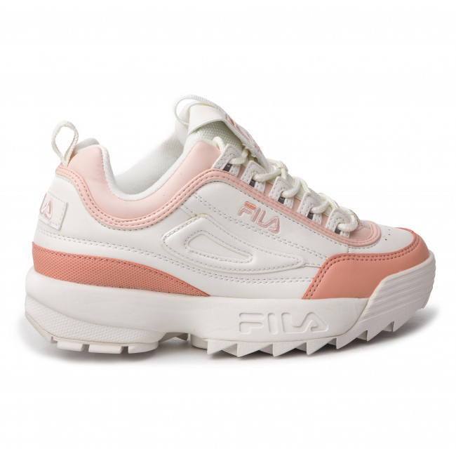 sneakers fila disruptor cb low wmn 1010604.02x marshmallow ...