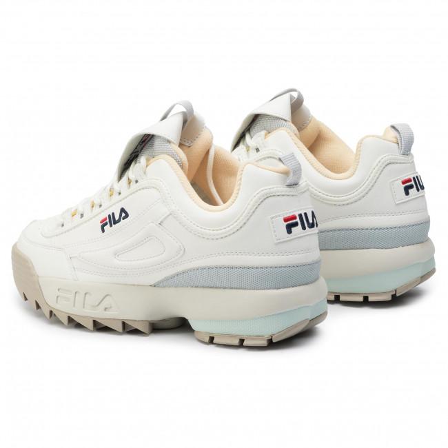 Sneakers FILA Disruptor Cb Low Wmn 1010604.02X MarshmallowGray Violet