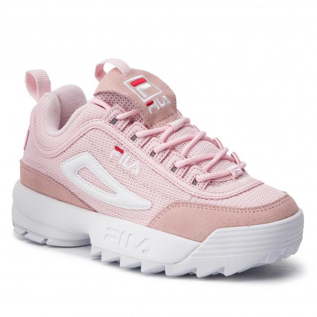 Sneakers FILA Disruptor Mesh Low Wmn 1010606.71D Chalk