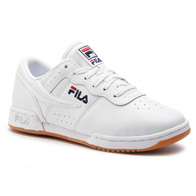 Sneakers FILA Original Fitness Wmn 5VF80172.150 WhiteFila NavyFila Red
