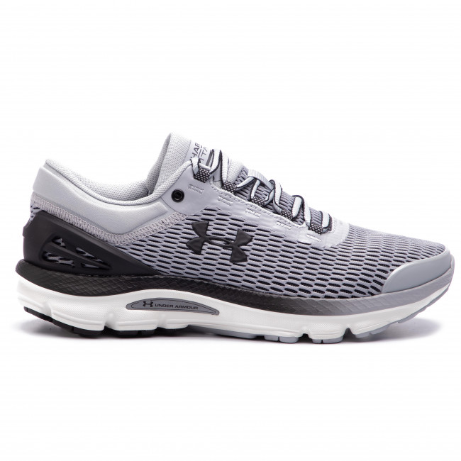 Shoes UNDER ARMOUR Ua Charged Intake 3 3021229 100 Gry