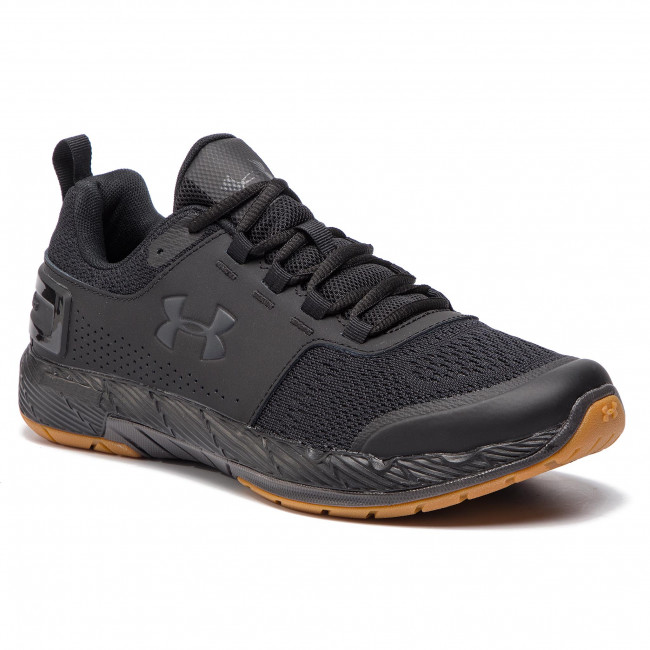 best website 44bb1 29caf Shoes UNDER ARMOUR - Ua Commit Tr Ex 3020789-007 Blk