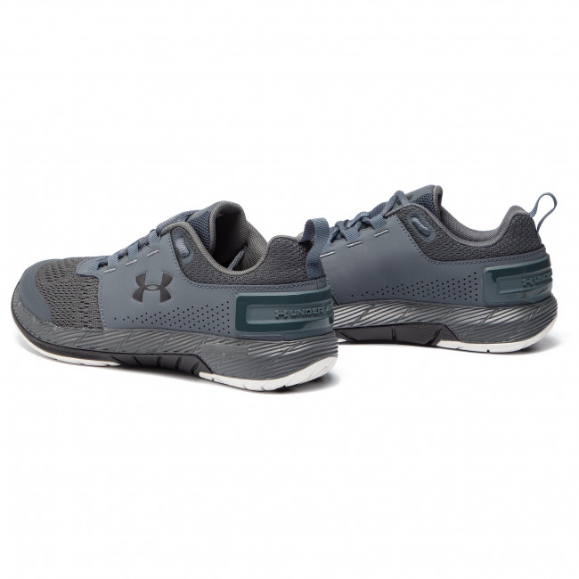 the latest 4db46 13aef Shoes UNDER ARMOUR - Ua Commit Tr Ex 3020789-107 Gry