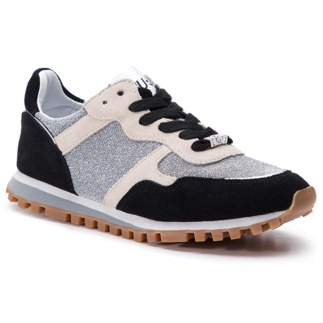 Women/'s Shoe Sneaker LIU JO Milano Alexa Running White New