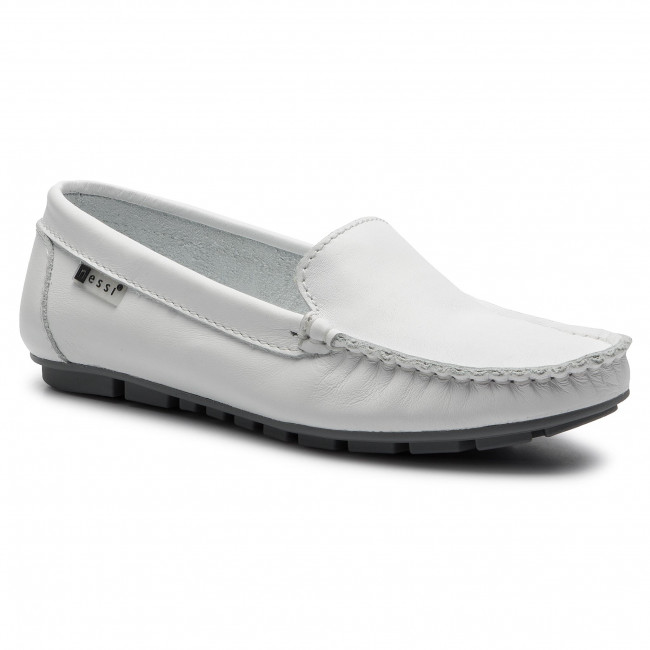 Moccasins NESSI - 17130 Bialy 3