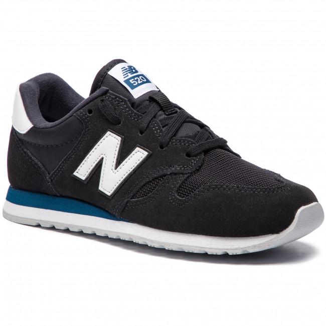 najnowsza kolekcja gorące produkty buty do separacji Sneakers NEW BALANCE - U520GF Black