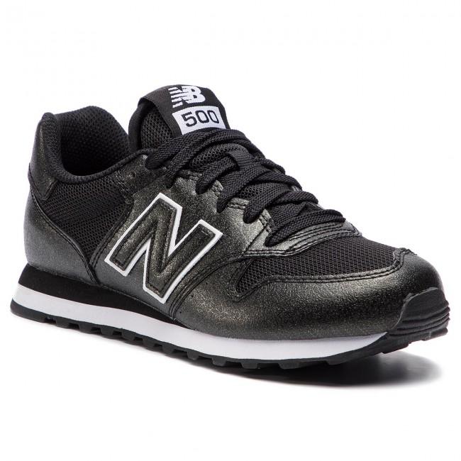 Sneakers NEW BALANCE - GW500MBB Black