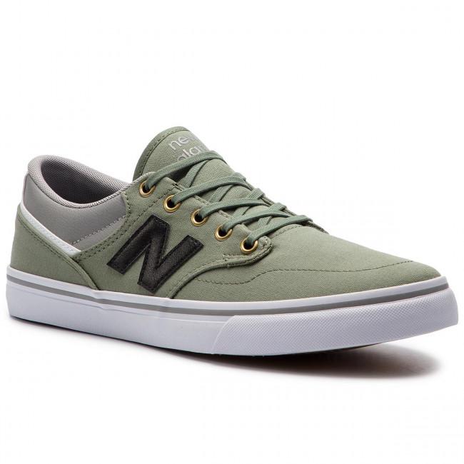 Plimsolls NEW BALANCE - AM331OLG Green