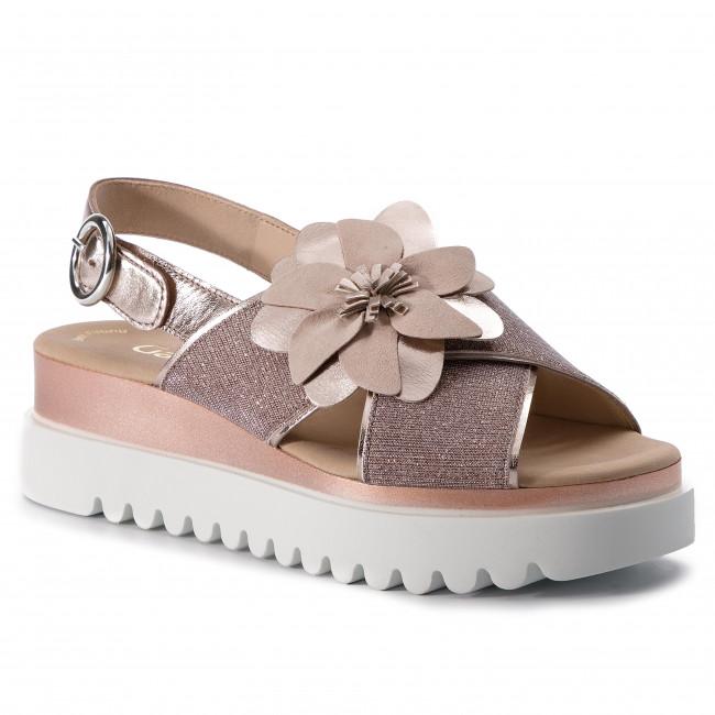 newest collection 4d073 7f4df Sandals GABOR - 23.616.64 Rosato/Muschel