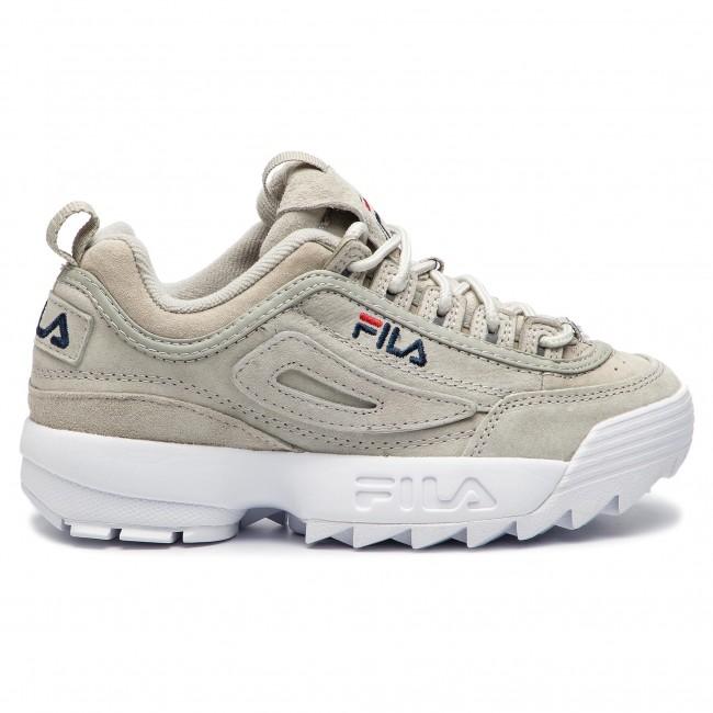 d3ea02c219f00 Sneakers FILA - Disruptor S Low Wmn 1010304.3JW Gray Violet ...