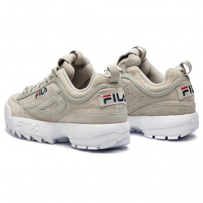 Sneakers FILA Disruptor S Low Wmn 1010304.3JW Gray Violet