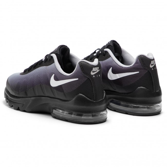 Zapatos NIKE Air Max Invigor Print (GS) AH5258 001 BlackWhiteWolf Grey