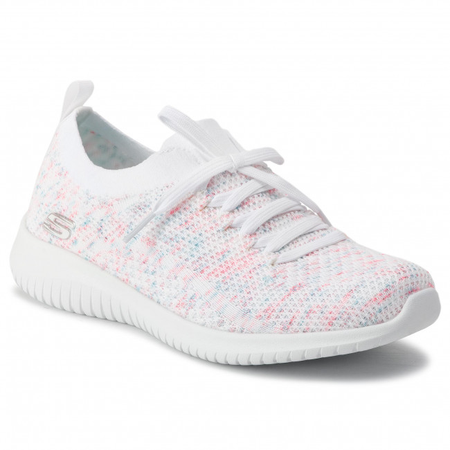 Shoes SKECHERS Happy Days 13101WPKB WhitePinkBlue 91tmO