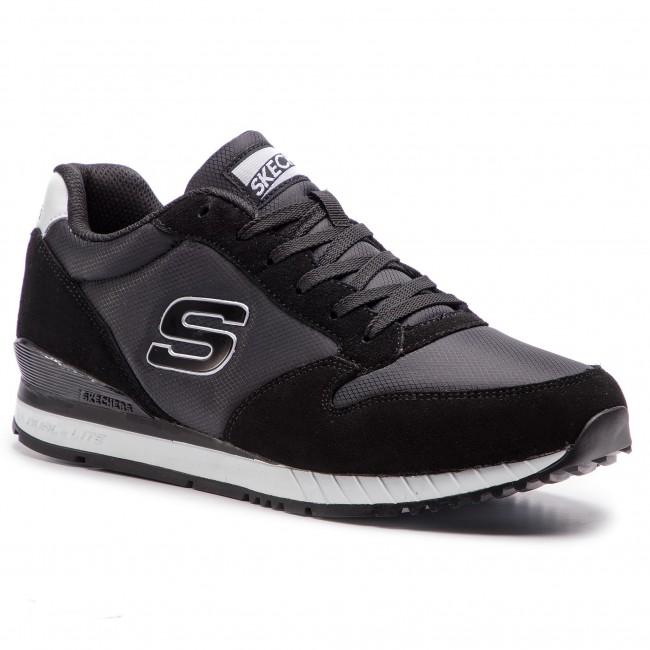 skechers black sneakers