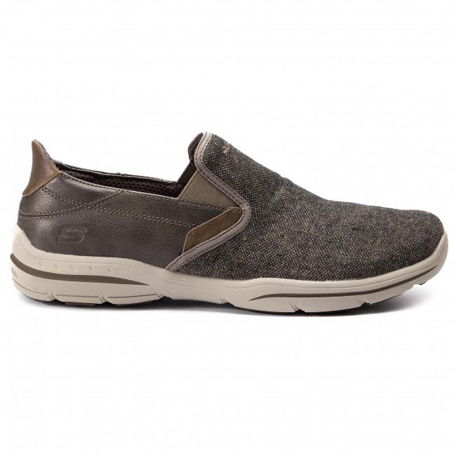 Shoes SKECHERS - Trefton 65579/BRN