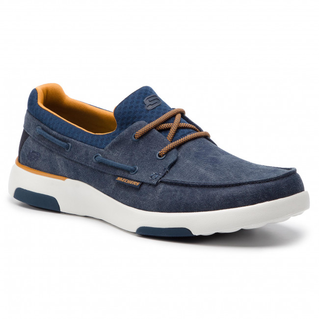 Shoes SKECHERS - Garmo 65896/NVY Navy