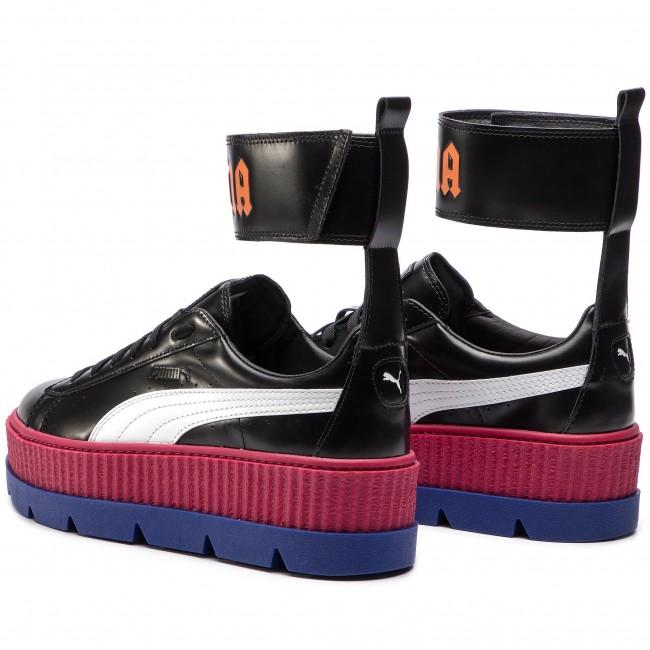Sneakers PUMA Ankle Strap Sneaker Wn's 366264 01 Black