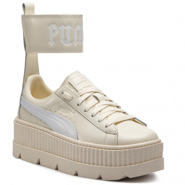 Sneakers PUMA Ankle Strap Sneaker Wn's 366264 02 Vanilla IcePuma White