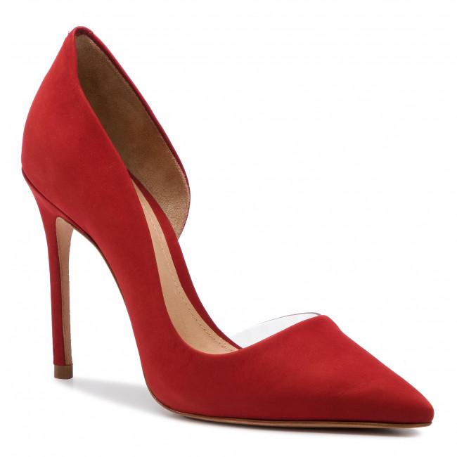 Stilettos SCHUTZ - S 02091 0262 0017 U  Tango Red/Transparente