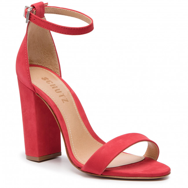 Sandals SCHUTZ - S 20148 0016 0087 U Club Red