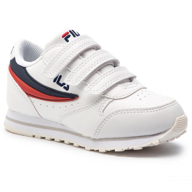 Sneakers FILA - Orbit Velcro Low JR