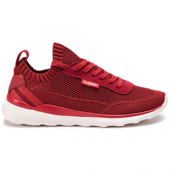 Sneakers S.OLIVER - 5-13642-22 Red 500
