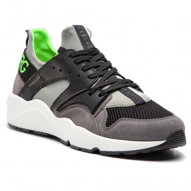 pretty nice 31557 f2556 Sneakers ICEBERG - HIU1053D Ash