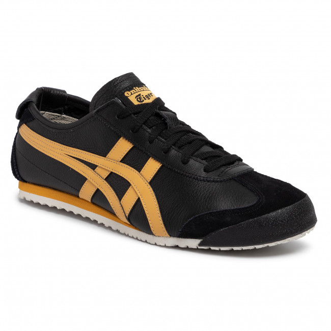 los angeles a7a0c 35ae6 Sneakers ASICS - ONITSUKA TIGER Mexico 66 1183A201 Black/Honey Gold 001