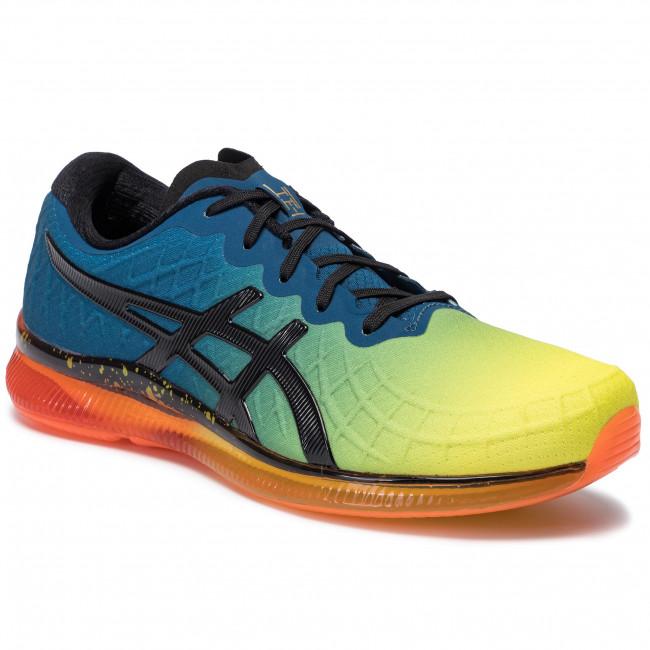 Shoes ASICS Gel Quantium Infinity 1021A171 Sour YuzuBlack 750
