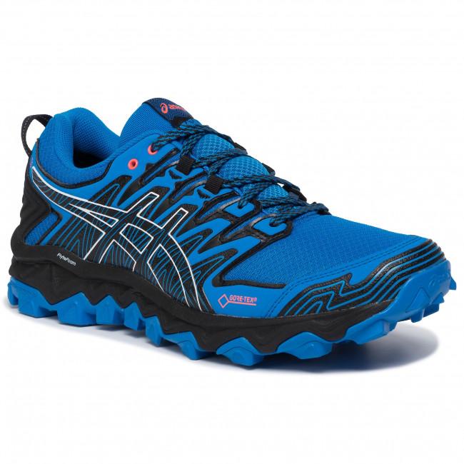 Shoes ASICS Gel FujiTrabuco 7 G TX GORE TEX 1011A209 Electric BlueBlack 400