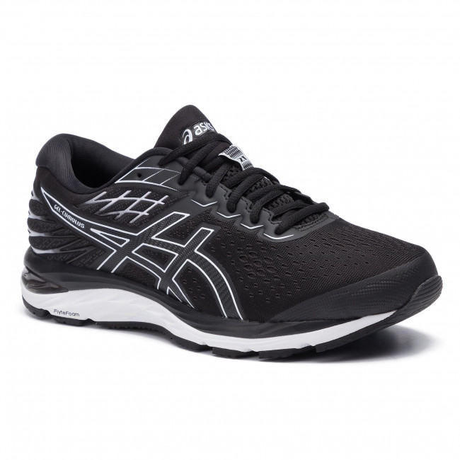 Shoes ASICS Gel Cumulus 21 1011A551 BlackWhite 001