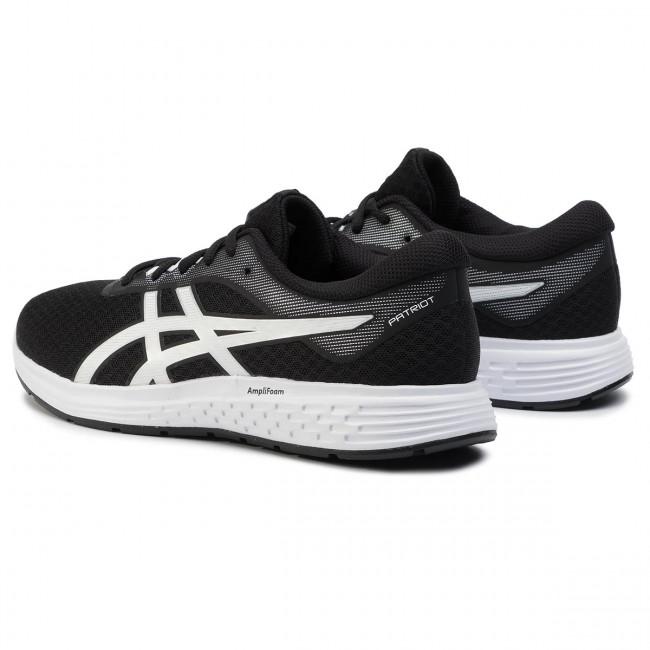 Shoes ASICS - Patriot 11 1011A568 Black