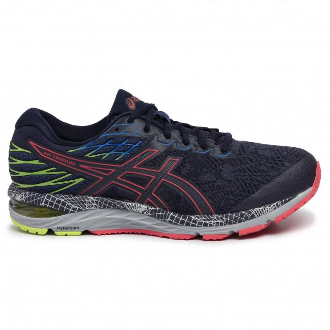 Shoes ASICS Gel Cumulus 21 Ls 1011A634 MidnightSilver 400