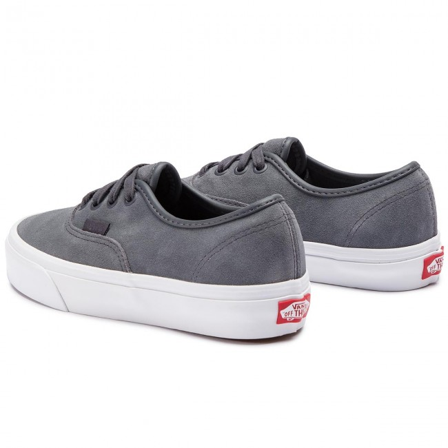 Plimsolls VANS Authentic VN0A38EMVKE1 (Soft Suede) EbonyTrue W