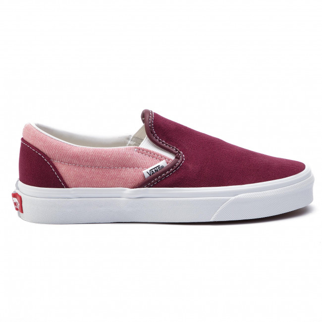 Plimsolls VANS Classic Slip On VN0A38F7VLR1 (Chambray) Vanvas Port Ro