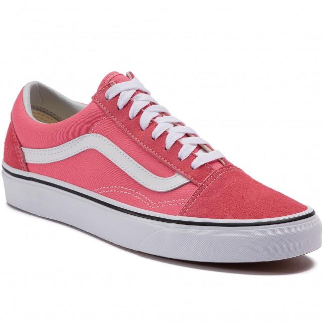Plimsolls VANS Old Skool VN0A38G1GY71 Strawberry PinkTruewhite