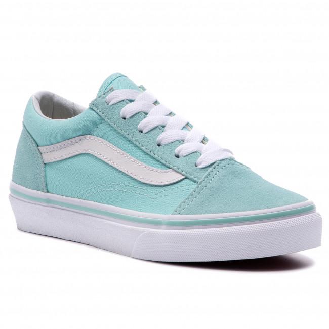 vans shoes for girl blue