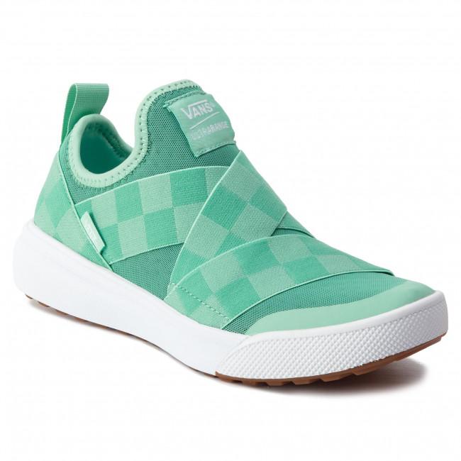 Vans Damen Mega Check Ultrarange Gore Low Top Sneaker