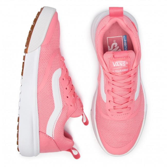 Sneakers Vans - Ultrarange Rapidw Vn0a3mvuuv61 Strawberry Pink Low Shoes Women's