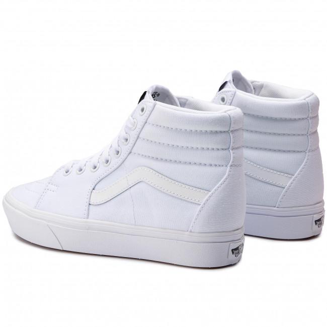 Sneakers VANS Comfycush Sk8 Hi VN0A3WMBVNG1 (Classic) True WhiteTrue