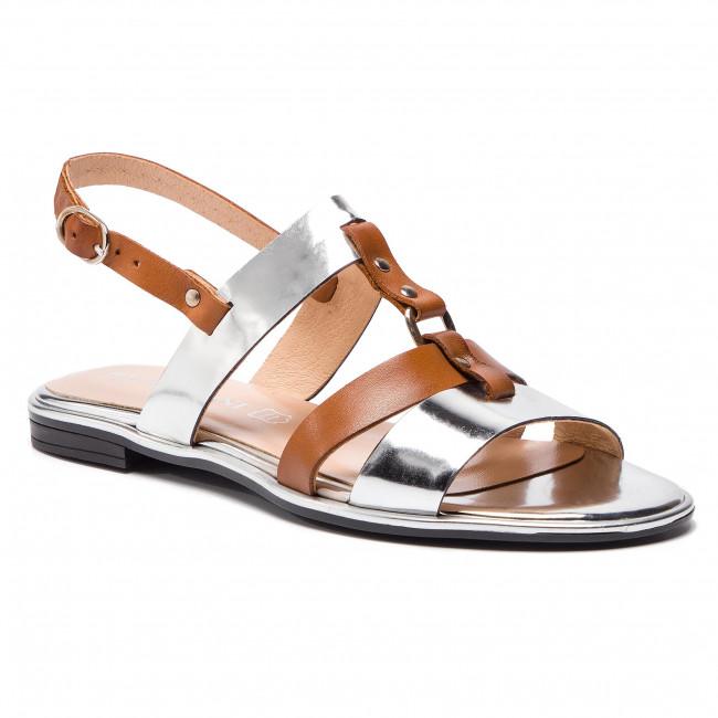 Sandals BALDACCINI - 1097500 Srebro Lustro/Bbr